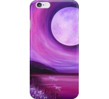 Tranquil Moon iPhone Case/Skin