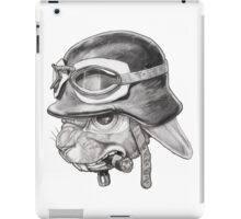War Rabbit iPad Case/Skin