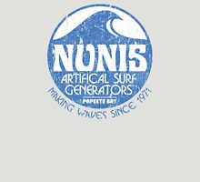 Nunis Wave Machine Co - Distressed T-Shirt