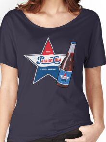Patriot Cola Women's Relaxed Fit T-Shirt
