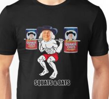 Squats and Oats Unisex T-Shirt