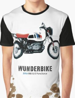 bmw R80 g/s paris-dakar edition Graphic T-Shirt