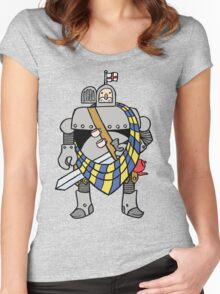 English Knight Women's Fitted Scoop T-Shirt