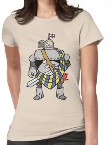 English Knight Womens Fitted T-Shirt