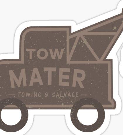 Tow-Mater Sticker