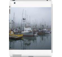 Docked iPad Case/Skin