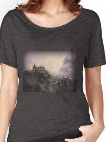 Hohenwerfen Burg, Austria Women's Relaxed Fit T-Shirt