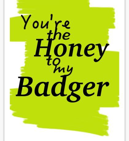 Oh Honey Sticker