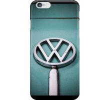 VW Beetle #1 iPhone Case/Skin