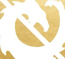 I Hate Dragons Sticker