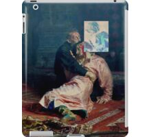 IVAN TEE iPad Case/Skin