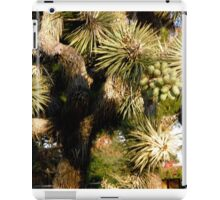 Joshua Tree, Apple Valley, California, USA iPad Case/Skin