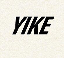 Yike, Nike parody. Hoodie