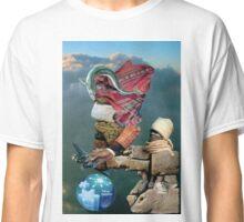Free Falling. Classic T-Shirt