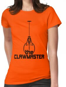 The Clawmaster Womens Fitted T-Shirt