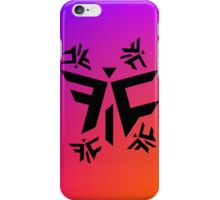 #FazeNatic - FaZe and Fnatic logo mashup iPhone Case/Skin