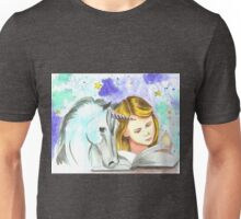 My universe in my head Unisex T-Shirt