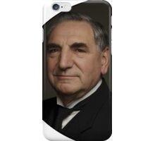"""""""Mr Carson e Mrs Hughes"""" Downton Abbey iPhone Case/Skin"""