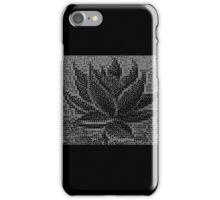 Domino Black Lotus - 22 sets iPhone Case/Skin