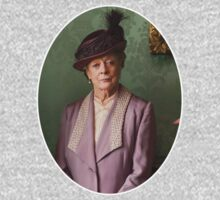 Lady Violet Downton Abbey One Piece - Long Sleeve