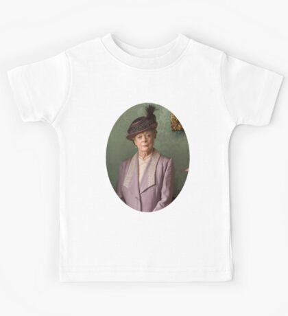 Lady Violet Downton Abbey Kids Tee
