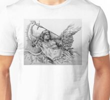 THE ULTIMATE WARRIOR Unisex T-Shirt