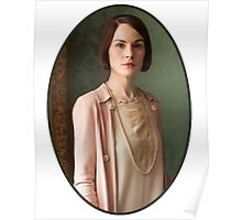 Lady Mary Crawley Poster