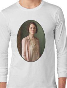 Lady Mary Crawley Long Sleeve T-Shirt