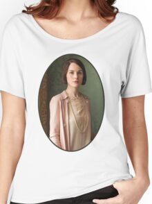 Lady Mary Crawley Women's Relaxed Fit T-Shirt
