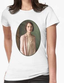 Lady Mary Crawley Womens Fitted T-Shirt