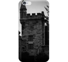Cemetery Entrance iPhone Case/Skin