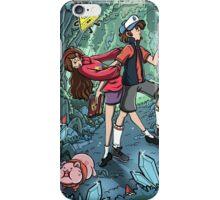 Gravity Falls iPhone Case/Skin