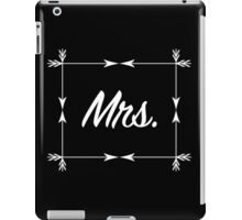 Mrs. iPad Case/Skin