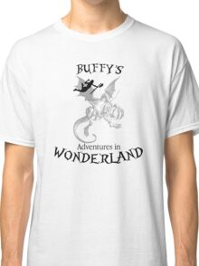 Buffy's  Adventures in Wonderland Classic T-Shirt