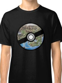 Kanto Pokeball Classic T-Shirt