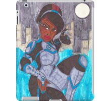 Queen of the Night iPad Case/Skin
