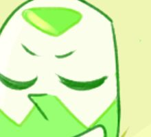 Peridot Headshot Sticker