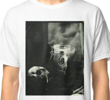 Specimen and Raccoon Skull Classic T-Shirt