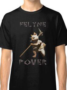 Felyne Power Classic T-Shirt