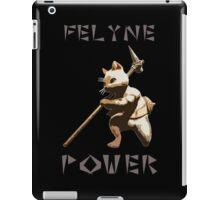Felyne Power iPad Case/Skin