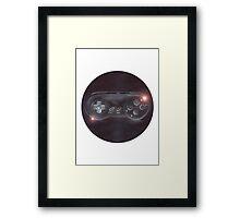 Joystick #1 Framed Print
