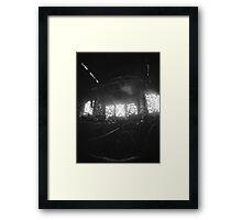 otra one direction Framed Print