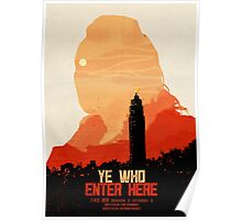 Ye Who Enter Here Poster