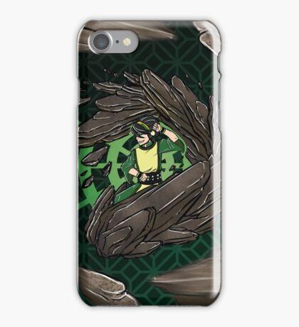 Shirt Three: Earth iPhone Case/Skin