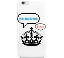 Awesome! Wow! iPhone Case/Skin