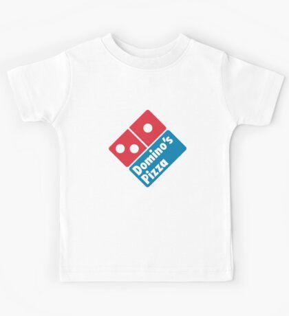 Dom1no's P1zza Kids Tee