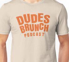 Dudes Brunch Logo Unisex T-Shirt