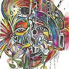 Machinery  by Faith Magdalene Austin