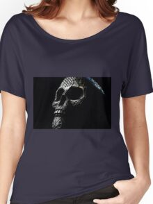 Celtic Skull  Women's Relaxed Fit T-Shirt