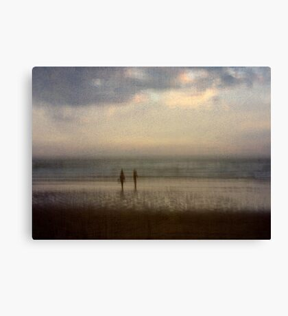 Alone Together Canvas Print